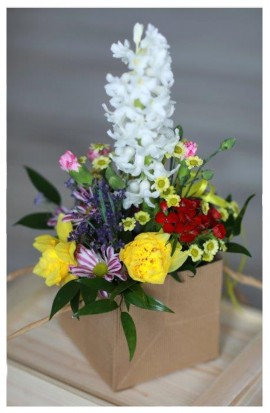 B9 - Mix kvetov