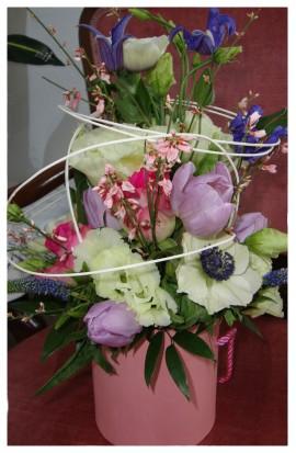B6 - Mix kvetov podľa sezónnej dostupnosti